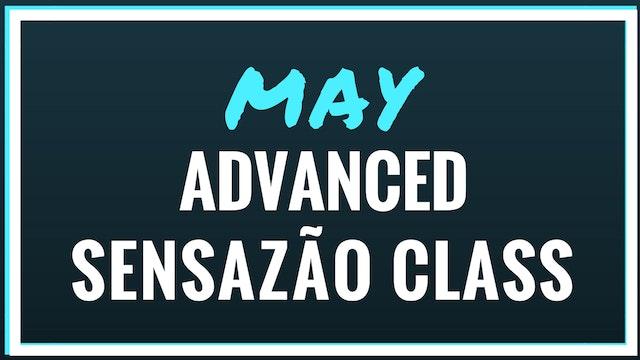 2018 May Advanced Sensazão Class