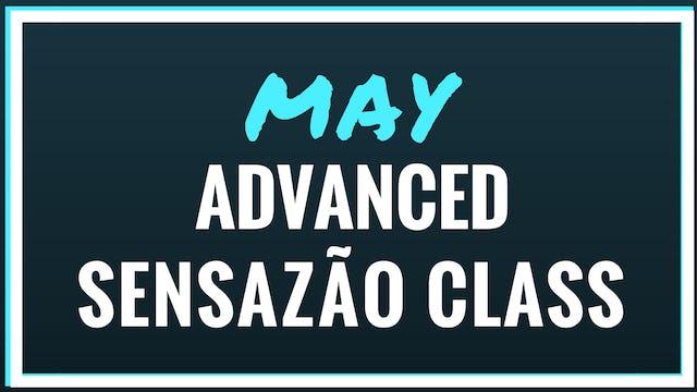2018 May Advanced Sensazao Class