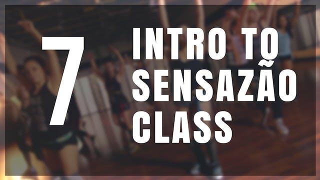 Intro to Sensazão | 7