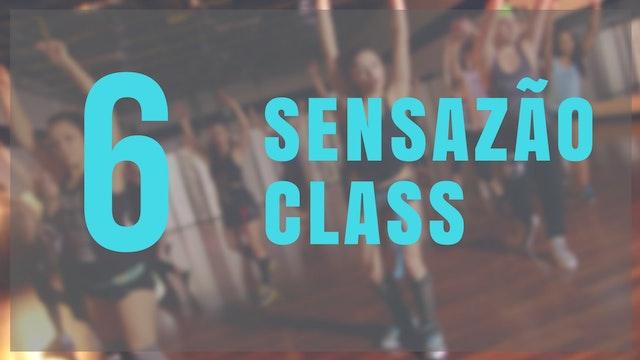 Sensazão Class 6