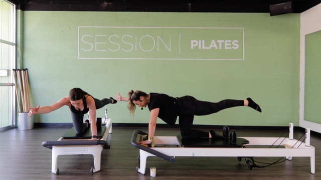 Reformer: Quickie Abs With Christine