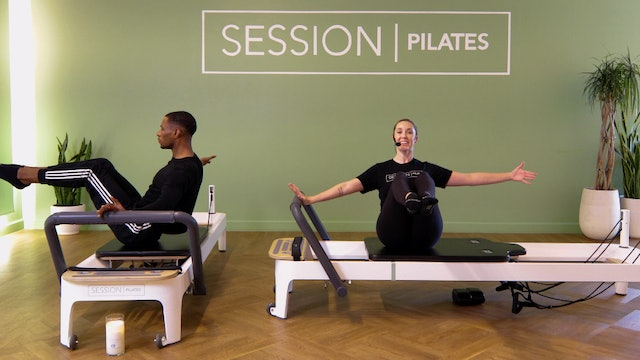 Reformer: Obliques With Ashley
