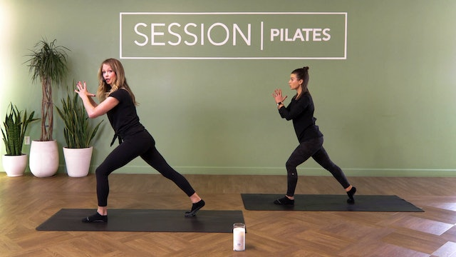 Floor: Leg Circuit With Brittany