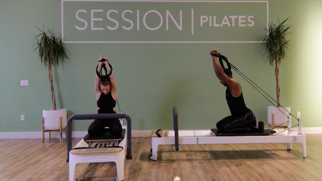 Reformer: Tricep Circuit With Brittany