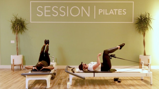 Reformer: 5-Min. Abs With West