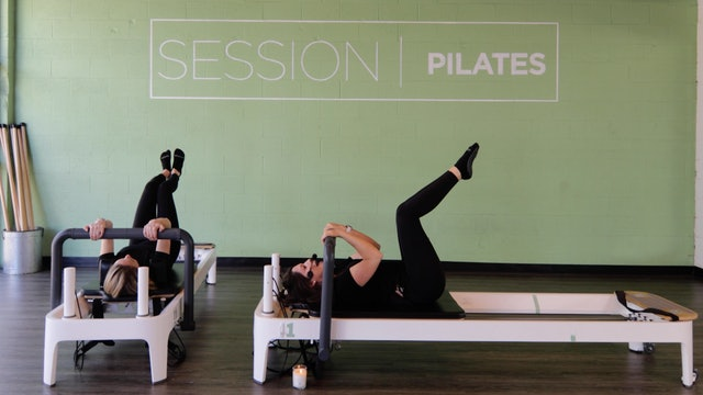 Reformer: 4-Min. Abs With Judi