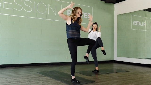Floor: Standing Obliques With Brittany