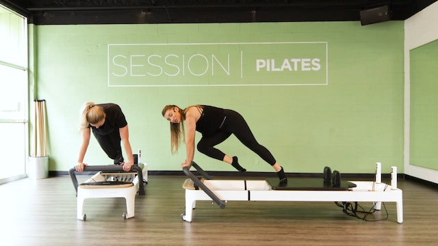 Reformer: Abs & Obliques With Sarah