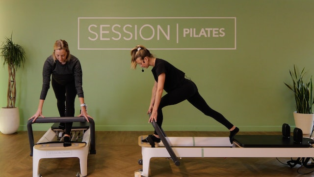 Reformer: Glutes & Hamstrings With Brittany