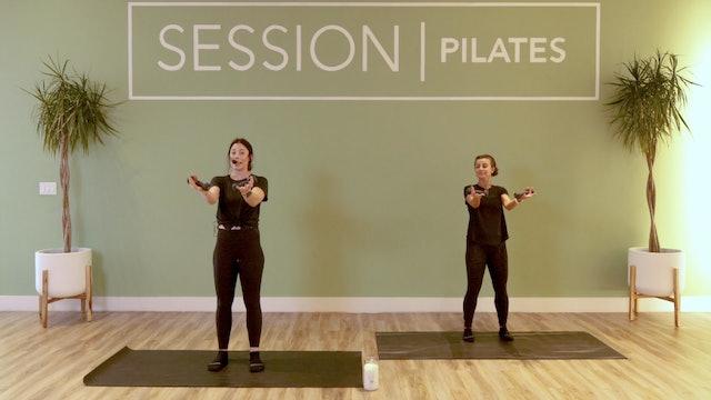 Floor: Shoulders & Chest With Weslynn