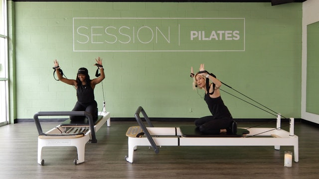 Reformer: Chest & Lats With Hannah