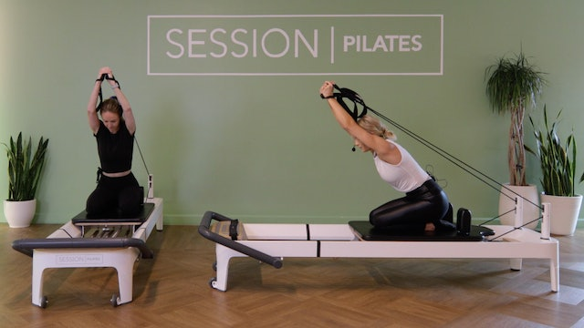 Reformer: Triceps With Liza