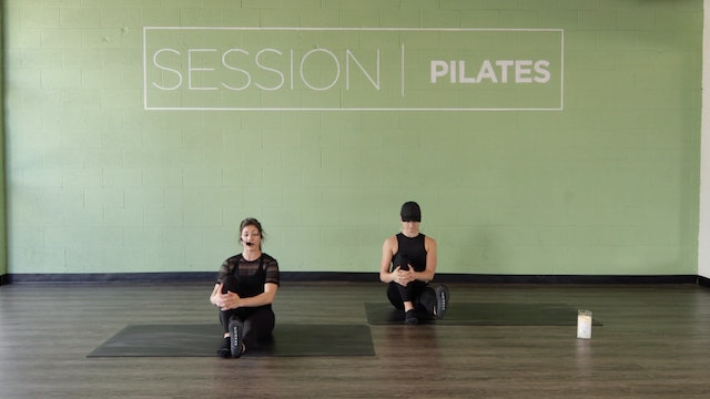 Floor: Glutes & Outer Thighs With Allison