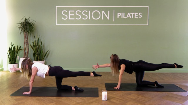 Floor: Obliques With Brittany