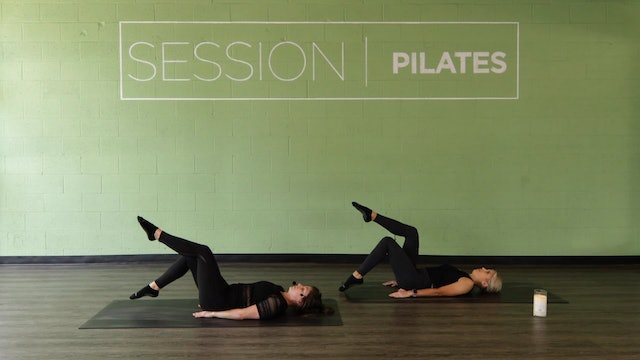 Floor: Lower Abs With Allison