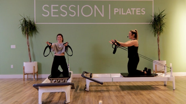 Reformer: Biceps With Christine