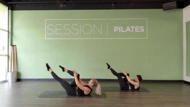 Floor: Pilates Series of Five With West