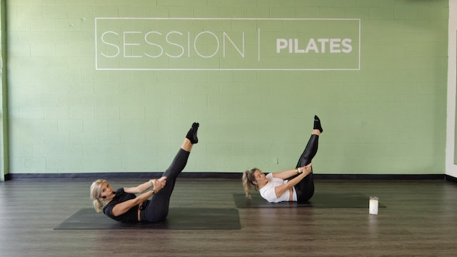 Floor: Obliques With Molly