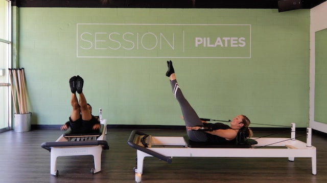 Reformer: Abs & Arms With Ashley