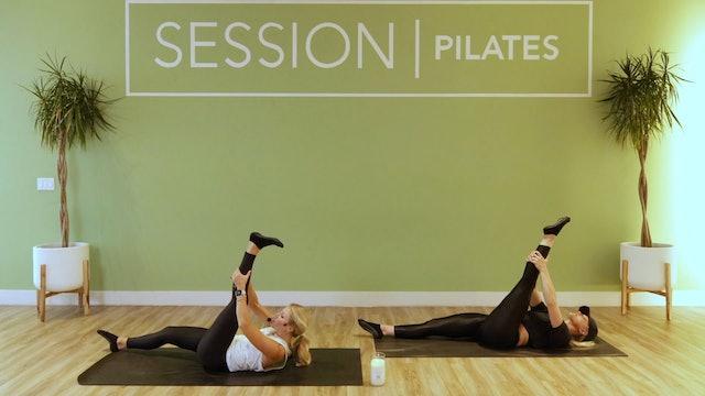 Lower Body Stretch With Alie
