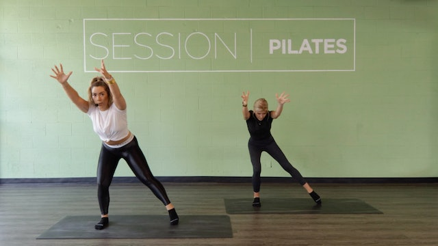 Floor: Glutes & Hamstrings With Christine