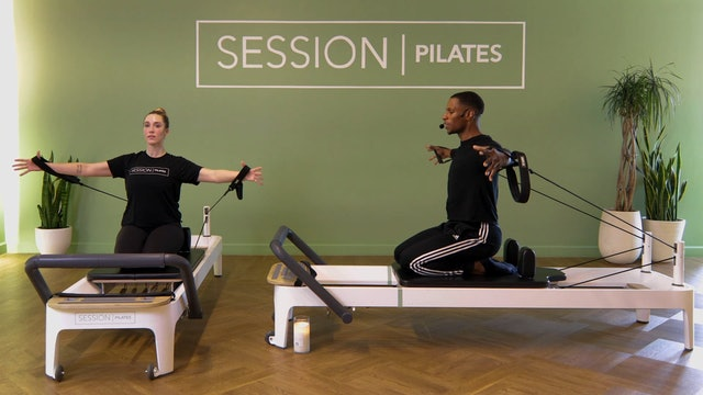 Reformer: Shoulders & Chest With Zion