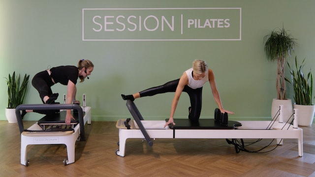 Reformer: Glutes & Outer Thighs With Mary