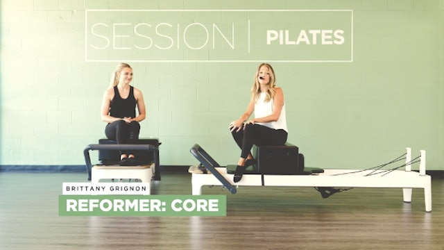 Reformer: Ab Circuit With Brittany