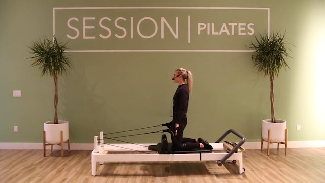 Reformer: Back Body With West