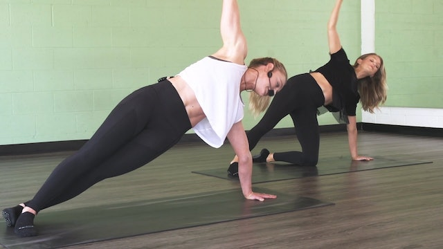 Floor: Plank Circuit With West