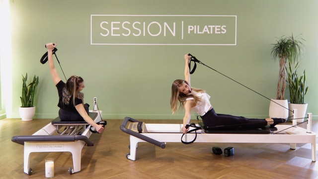 Reformer: Back Body With Brittany