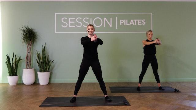 Floor: Standing Core Series *Weights* With West