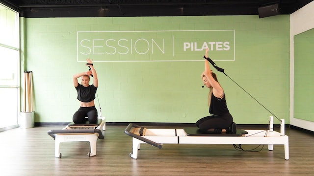 Reformer: Triceps With Sarah