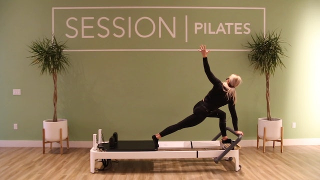 Reformer: Hamstring & Glutes With West