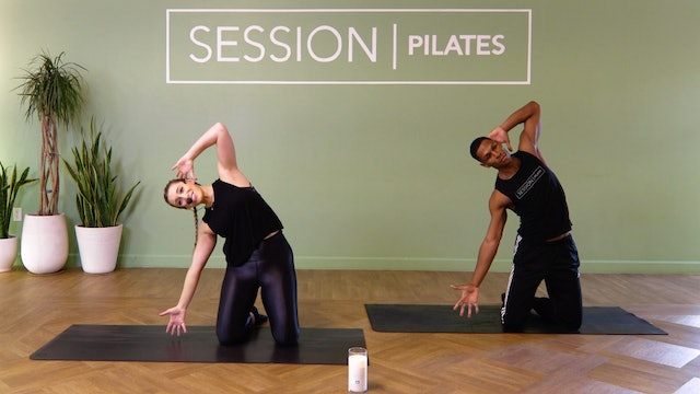 Floor: Obliques With Sarah