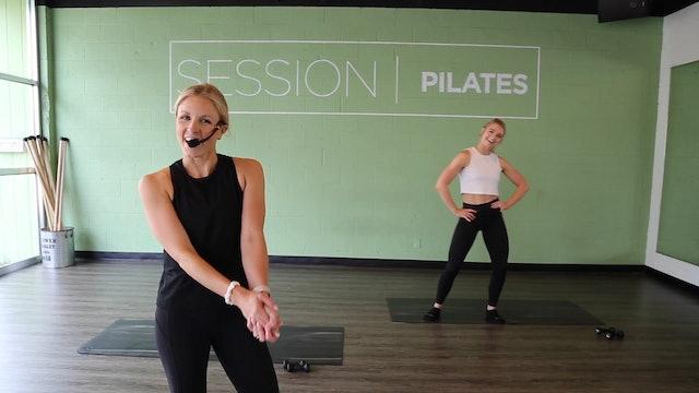 Floor: Biceps & Triceps With Alie