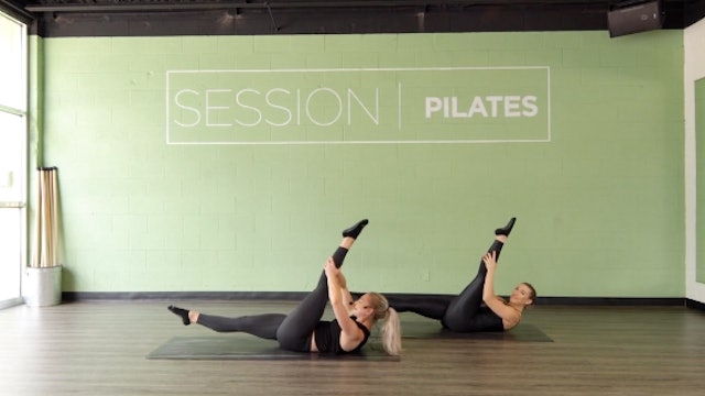 Floor: Lying Abs With West