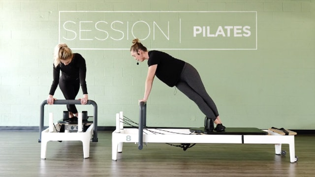 Reformer: Core With Ashley