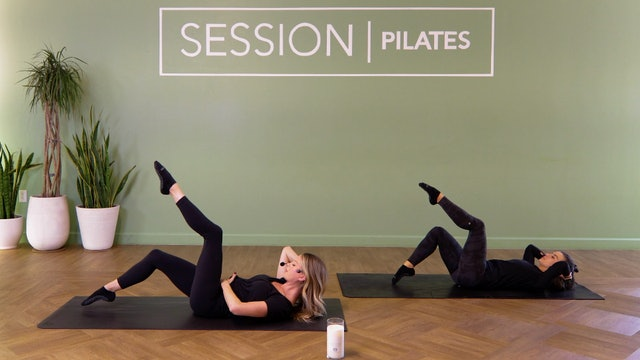 Floor: Lying Abs With Brittany