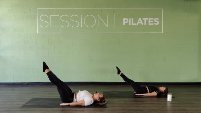 Floor: Lower Core Progression With Christine