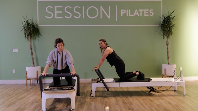 Reformer: Chest With Christine