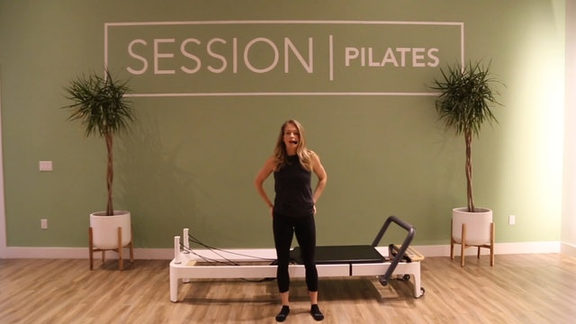 Reformer: Foundations Lower Body With Brittany