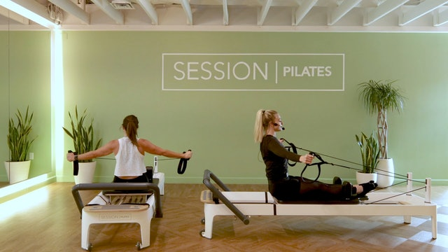 Reformer: Lower Abs With West