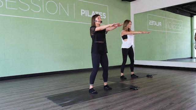 Floor: Shoulders & Biceps With Caroline