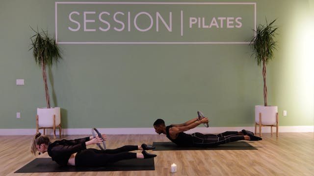 Floor: Back & Triceps With Brittany