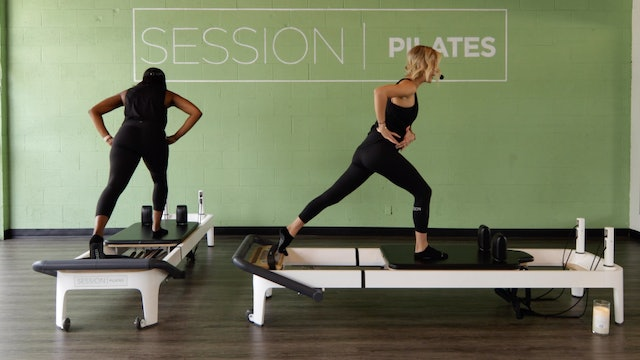 Reformer: Lower Body With Hannah