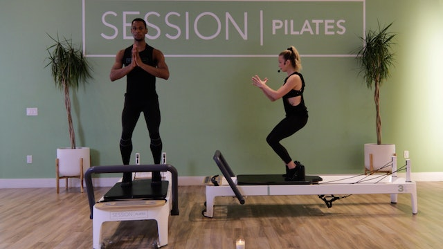 Reformer: Quads With Brittany