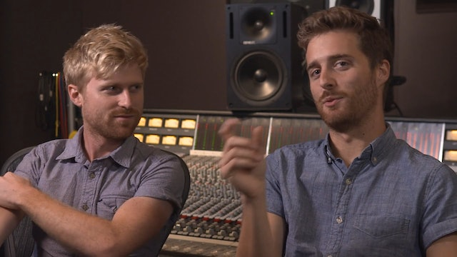 Jukebox The Ghost - Interview Pt. 1