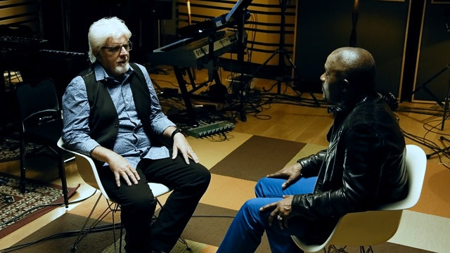 Michael McDonald - Interview Pt. 8