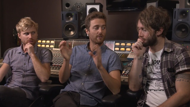 Jukebox The Ghost - Interview Pt. 4